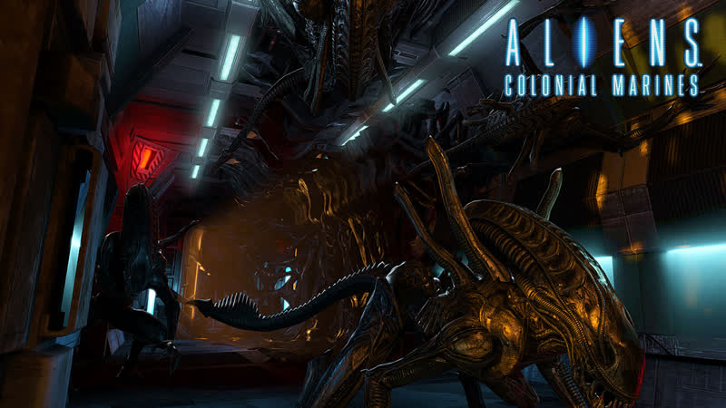 Aliens : Colonial Marines - Сигнал бедствия [ Episode 1 ]