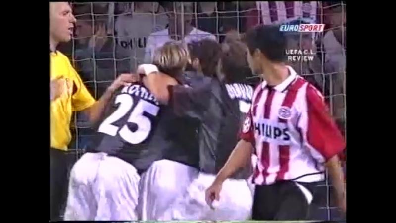 106 CL-2003/2004 PSV Eindhoven - AS Monaco 1:2 (17.09.2003) HL