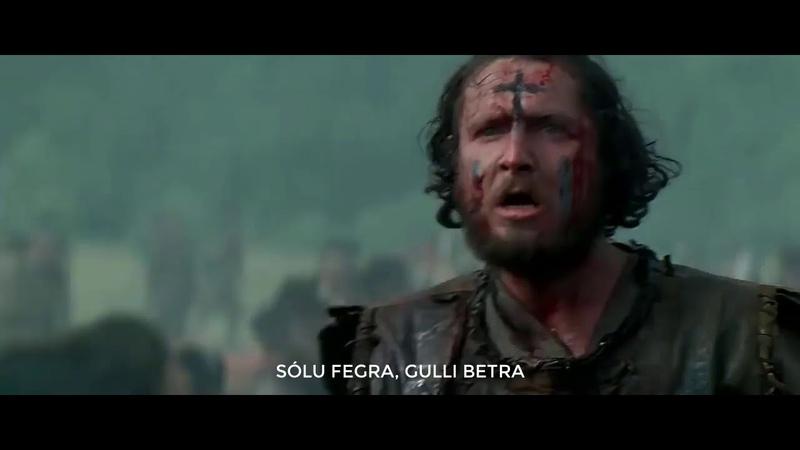 SKÁLD - Ó Valhalla (lyric video) (BRAVEHEART EDITION)