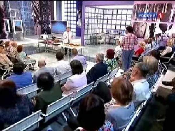 Передача «О самом главном» 04.07.2011