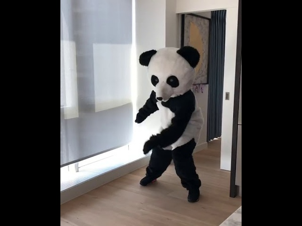 Patrice Evra funny Happy Monday post 16/08/18 Be a Panda,Say no to Racism