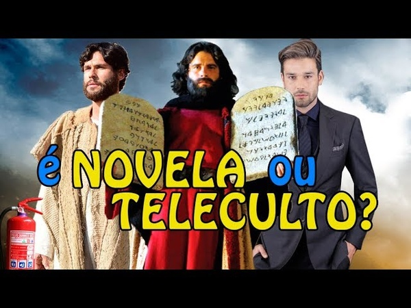 Ranqueando as NOVELAS BÍBLICAS da RECORD TV