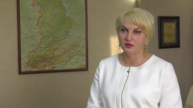 Министр финансов Войнова И.И.