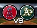 MLB 2018 Angels vs Athletics 20.09.2018