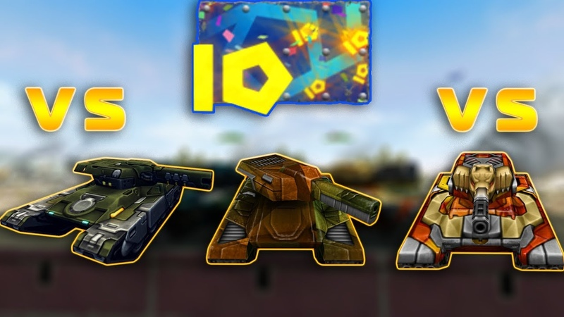 TANKI ONLINE Legacy VS Prime VS XT ՈՎ Է ԱՎԵԼԻ ՈՒԺԵՂ | (TO Уже - 10 ЛЕТ)