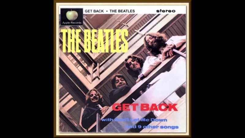 The Beatles - Get Back (Full Album)