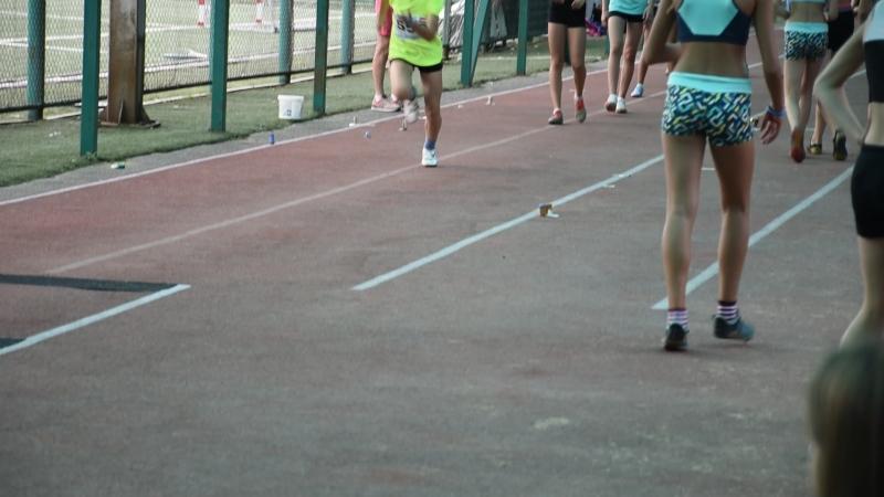2 попытка в прыжках в длину у девушек 2005 2006 г р команды Победа