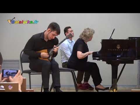 С.Прокофьев Соната для скрипки и фортепиано № 2 . Скерцо - Максим Гамаюнов