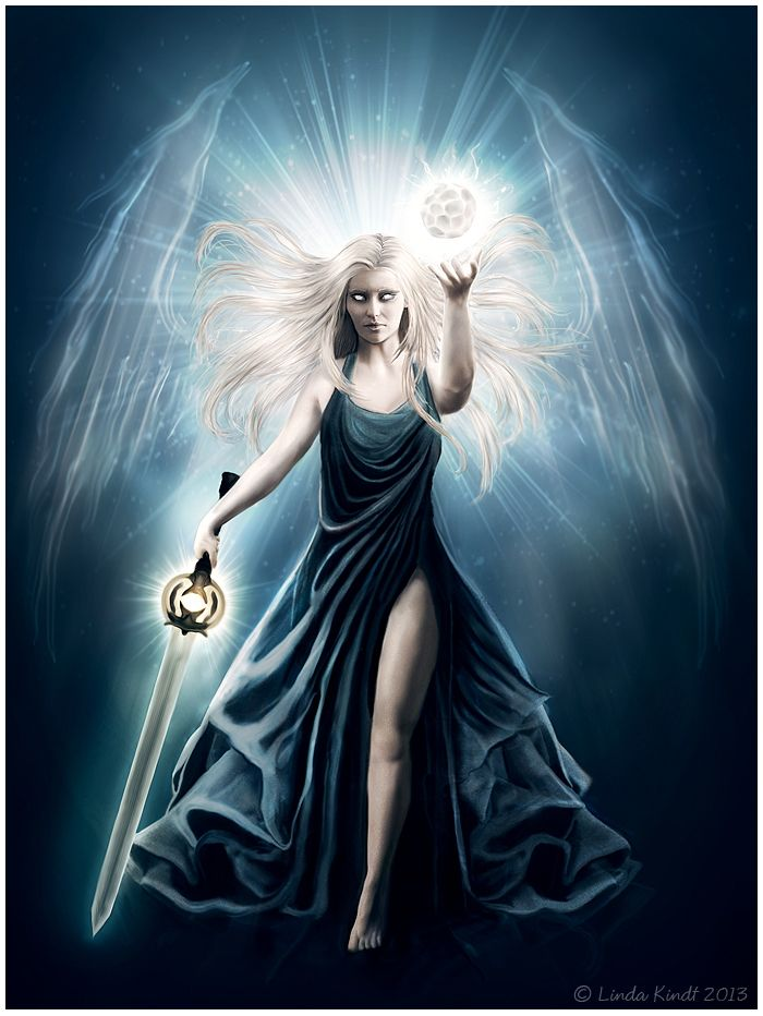Меридия - Meridia Daedric Princess