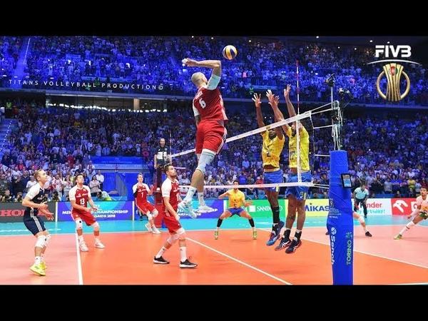 Bartosz Kurek   MVP Mens World Championship 2018