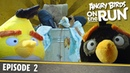 Angry Birds on The Run   Food Hunt - S1 Ep2