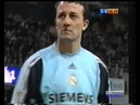 Реал Мадрид 3-0 Валенсия. Кубок Испании 2003-2004. 1/4 финала. 1-й матч