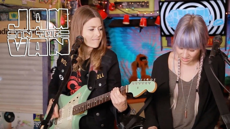 LARKIN POE - Black Betty (Live at JITV HQ in Los Angeles, CA 2017) JAMINTHEVAN