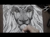 W.I.P. Lion