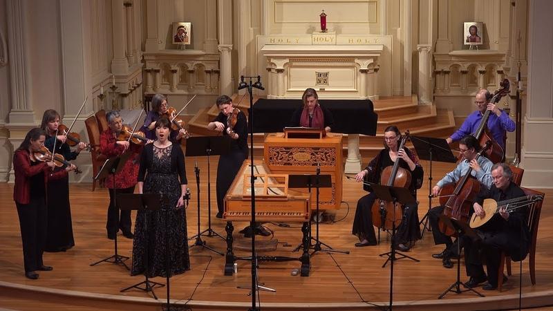 Bach: Agnus Dei from the Mass in B Minor; Meg Bragle Voices of Music BWV 232 4K UHD
