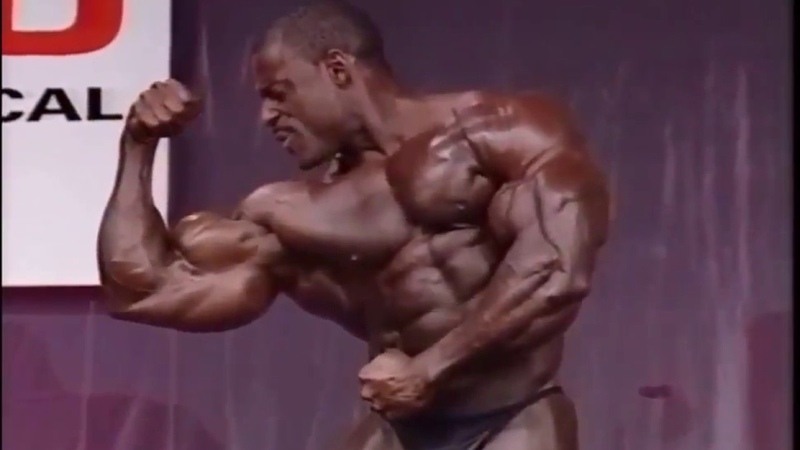 Vince Taylor @ 1996 GP Germany Greatest Posing Routine Ever