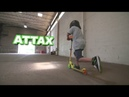 Самокат ZINC Attax Scooter
