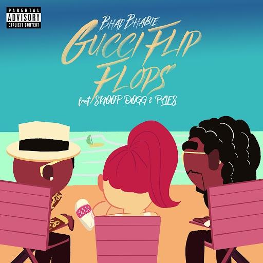 Bhad Bhabie альбом Gucci Flip Flops (feat. Snoop Dogg & Plies) [Remix]