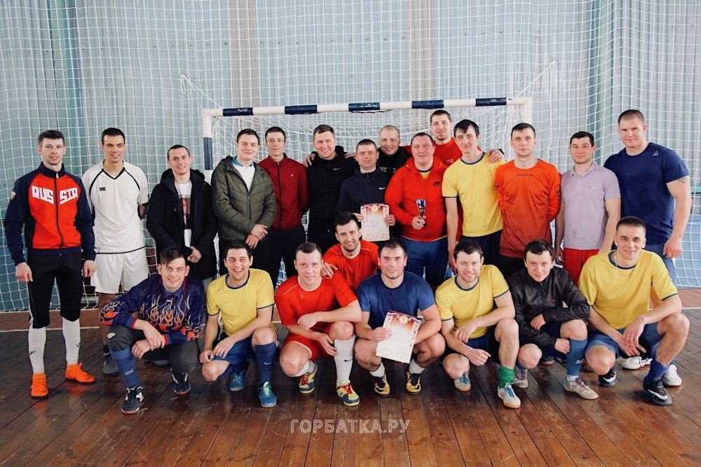 Мини-футбол в честь 8 марта