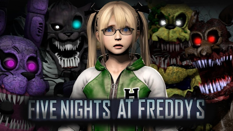 Five Nights at Freddy's: The Twisted Ones Trailer [FNAF Web Series]