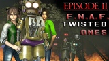 Five Nights at Freddy's The Twisted Ones Episode 2 FNaF Web Series