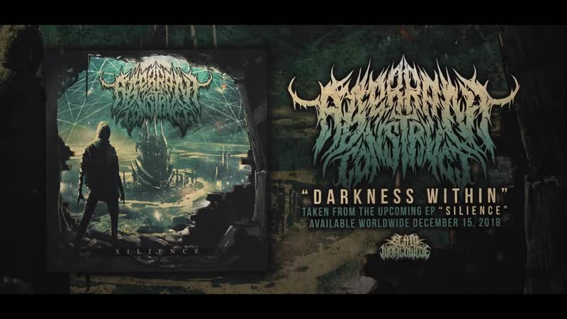 ABERRANT CONSTRUCT - Darkness Within (ft.James Martin of AEGAEON)