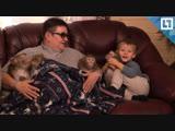 Стала мамой для 5-ти обезьян