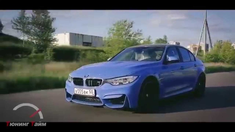 Syberian Beast Mr.Moore - Wien (BMW M3 F82) JoRick Revazov