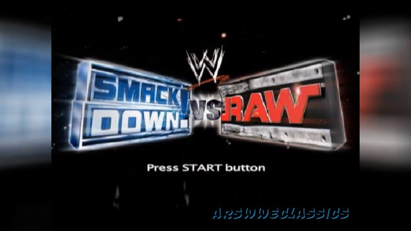 WWE Smackdown! vs Raw Intro [HD] [2004-05]