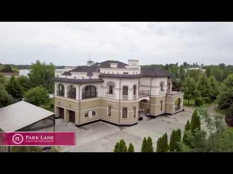 Неймовірний маєток в елітному селищі Козин