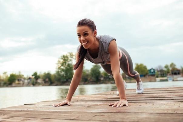 Лучшее упражнение: 5 видов планки