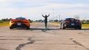 McLaren 720S vs 600LT Drag Race