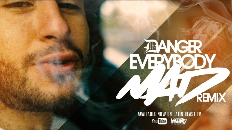 Danger - Everybody Mad Remix (Official Music Video)