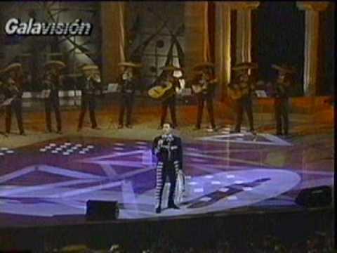 Alejandro Fernandez - Moño Negro (Siempre en Domingo, 1996)