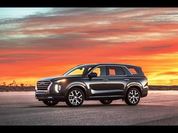 2020 Hyundai Palisade SUV iç dış tasarım ve araç özellikleri