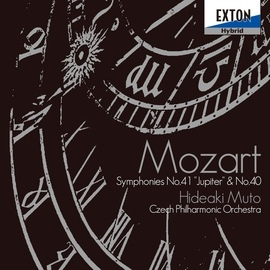 "Wolfgang Amadeus Mozart альбом Mozart: Symphonies No. 41 ""Jupiter"" & No. 40"