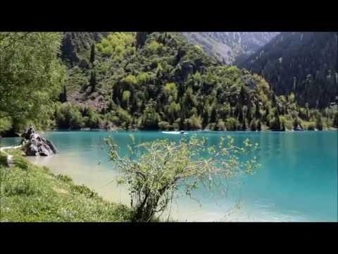 Lake Issyk Almaty Озеро Иссык