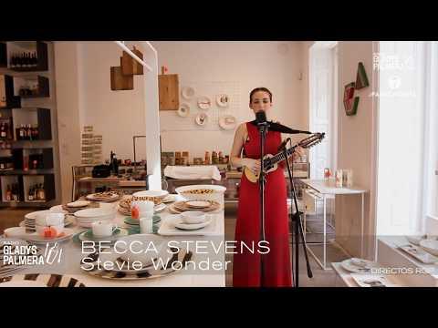 BECCA STEVENS - As (Stevie Wonder Cover)