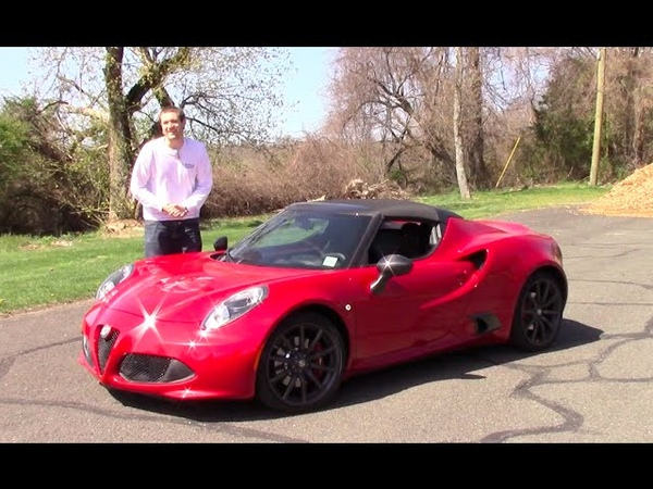 Can You Daily Drive an Alfa Romeo 4C