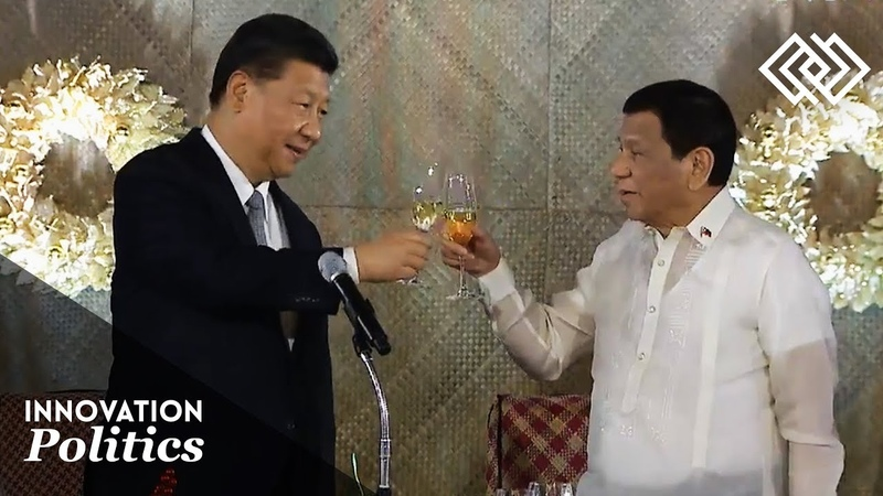 President Duterte hosts a state banquet in honor of President Xi Jinping