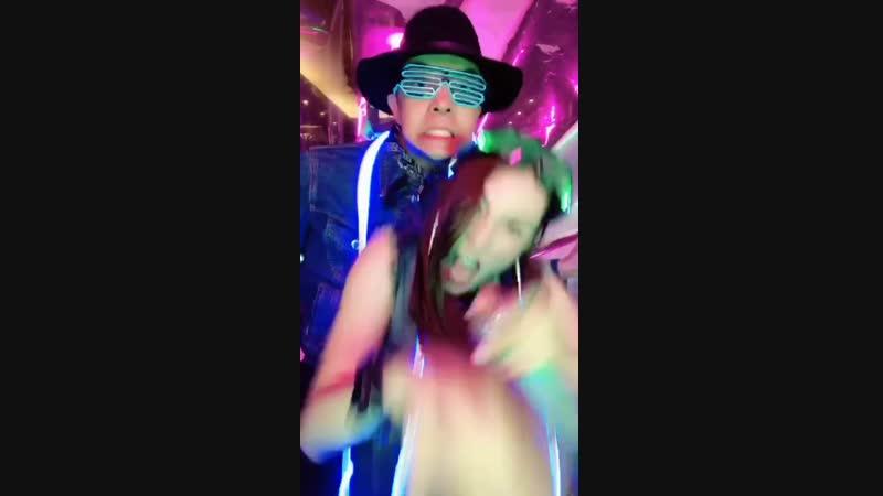 Танцы Музыка Тянки K POP