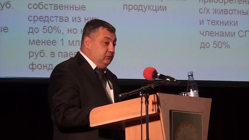 Об участии делегации Мечетлинского р-на на зональном семинар-совещании в Белокатайском р-не