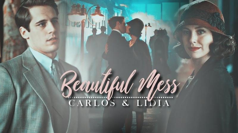 Carlos Lidia | Телефонистки || Las chicas del cable (сериал 2017 – ) » Freewka.com - Смотреть онлайн в хорощем качестве