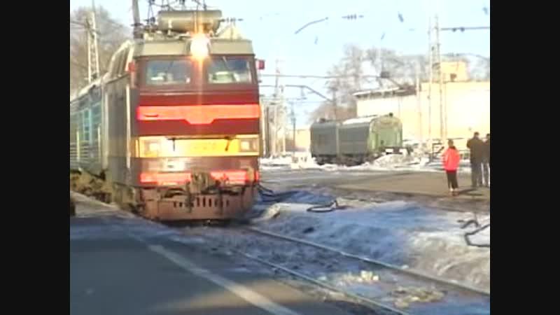 ЧС4Т-270, ст. Киров ГЖД, 2007 г.