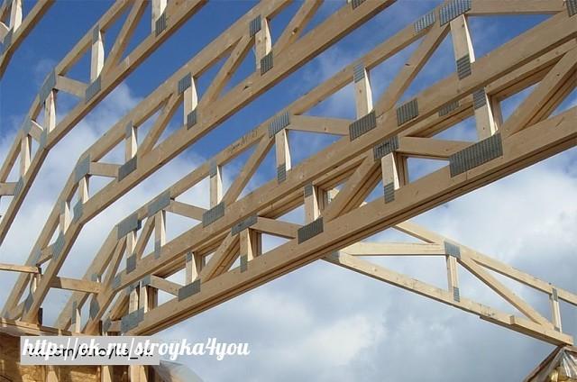 Межэтажные перекрытия по деревянным балкам
