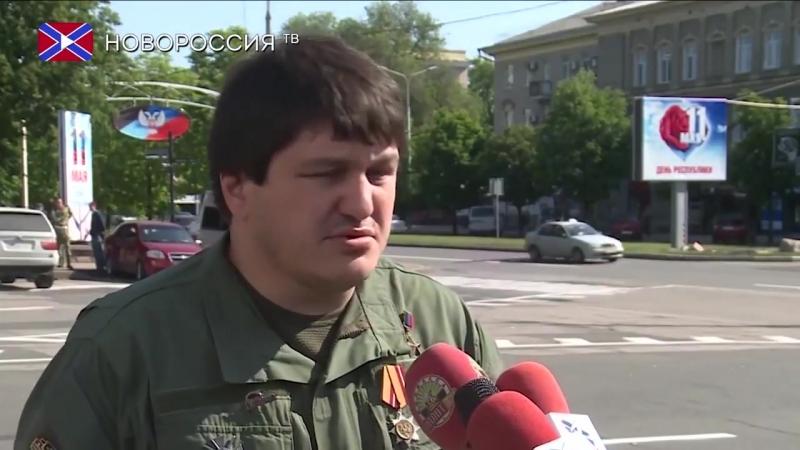 Прощание с комбатом Пятнашки Олегом Мамиевым Мамаем