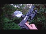 Orbeegun M 1911 Colt (gel gun)