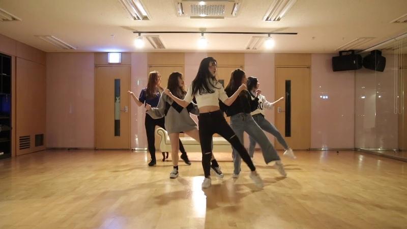 세븐틴 예쁘다 Dance Cover feat.Empire girls