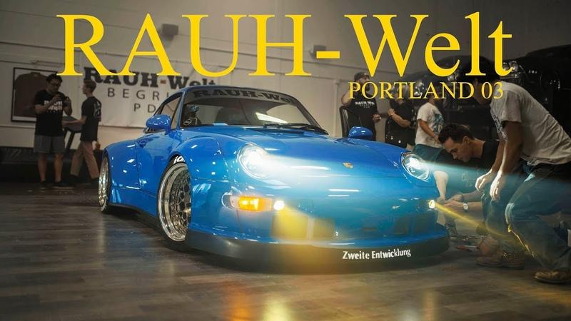RAUH Welt RWB PORTLAND 03 SKURAWEEKLY