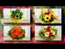 Цветочная фантазия - букеты к 1 сентября